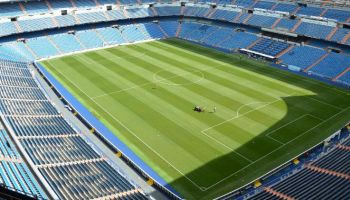 Stadion Królewskich, Estadio di Santiago Bernabeu