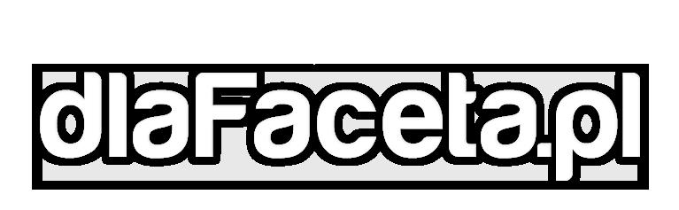 Logo dlaFaceta.pl